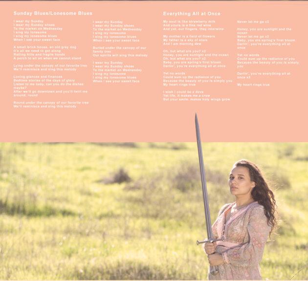 Mik Sullivan Overdramatic EP Internal Cover